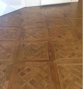 parquetry floor sanding