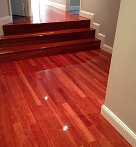 Timber Polishing Brisbane