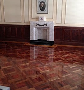 Parquetry Polishing Brisbane
